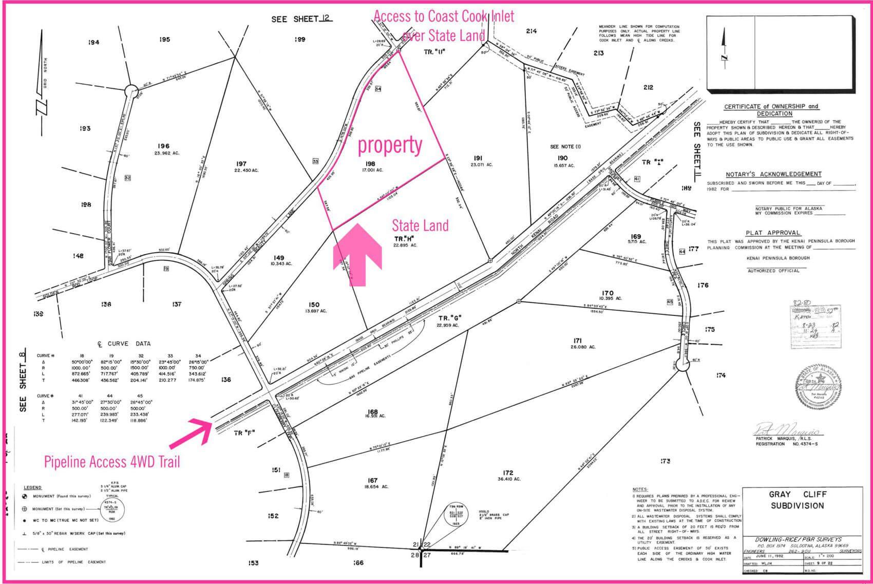 Alaska matanuska susitna county skwentna -  Kenai Peninsula Land For Sale Alaska Land For Sale